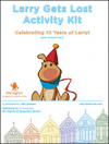 Larry Gets Lost – San Francisco Activity Kit