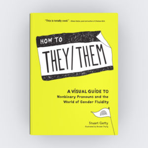 How To They/Them Book Cover
